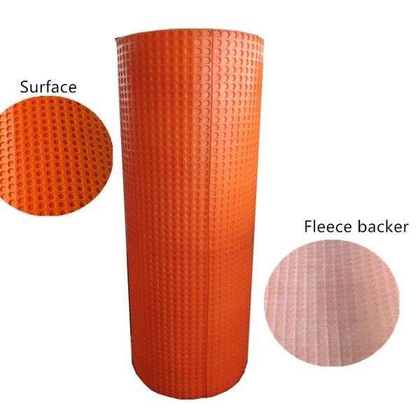 Màng Polytiles chống thấm được cấu tạo từ 2 lớp, đảm bảo chất lượng, độ bền cao