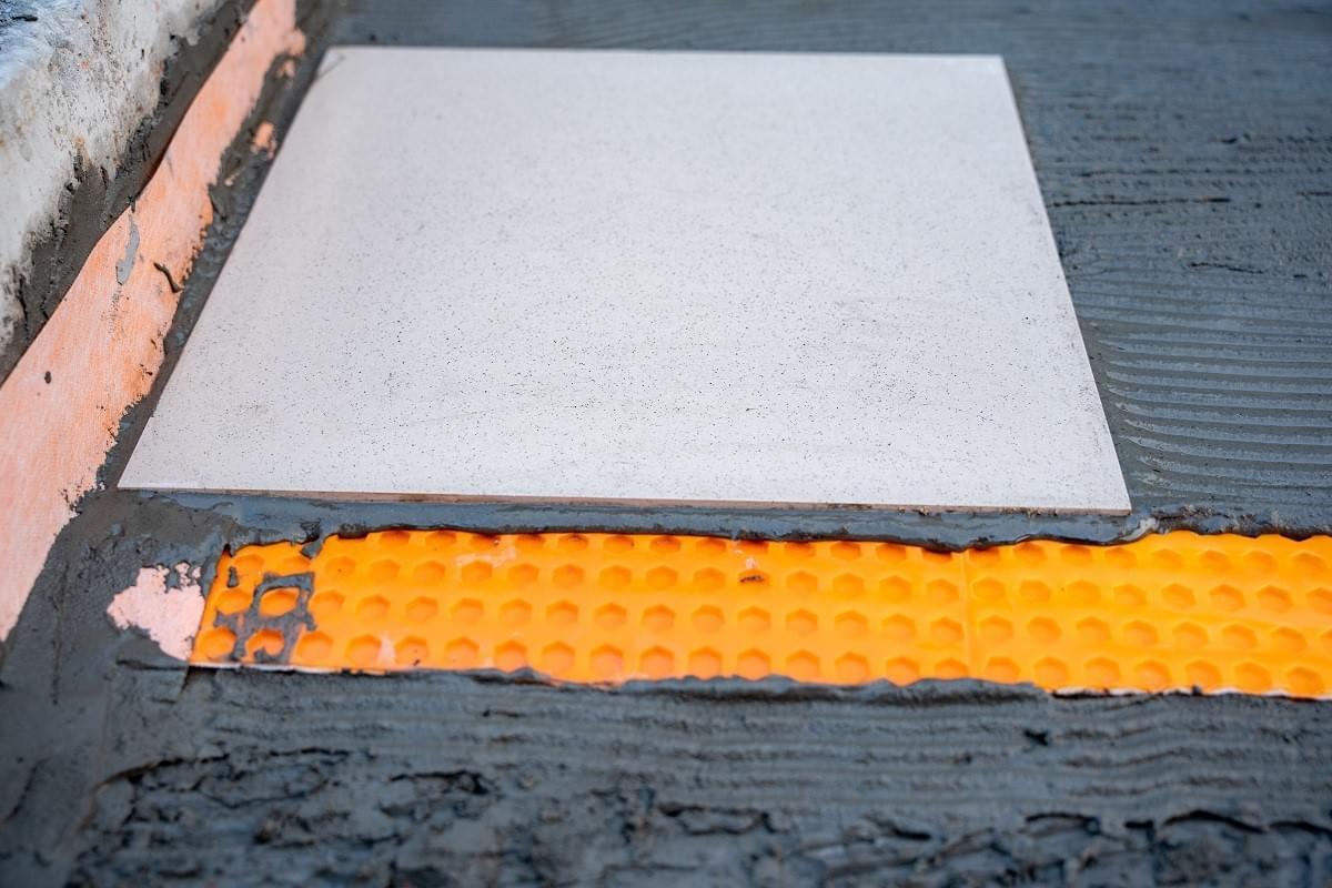 Màng Polytiles - Giải pháp chống thấm hiệu quả cho sàn nhà