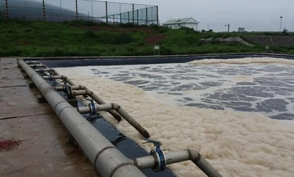 Công dụng của bạt HDPE lót hồ xử lý nước thải