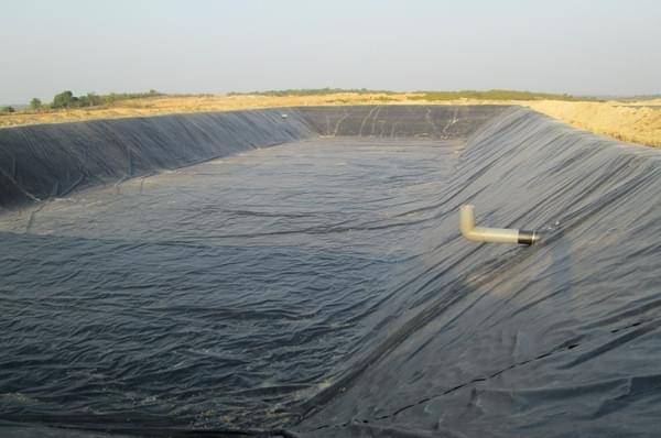 Ứng dụng của màng HDPE xử lý rác thải